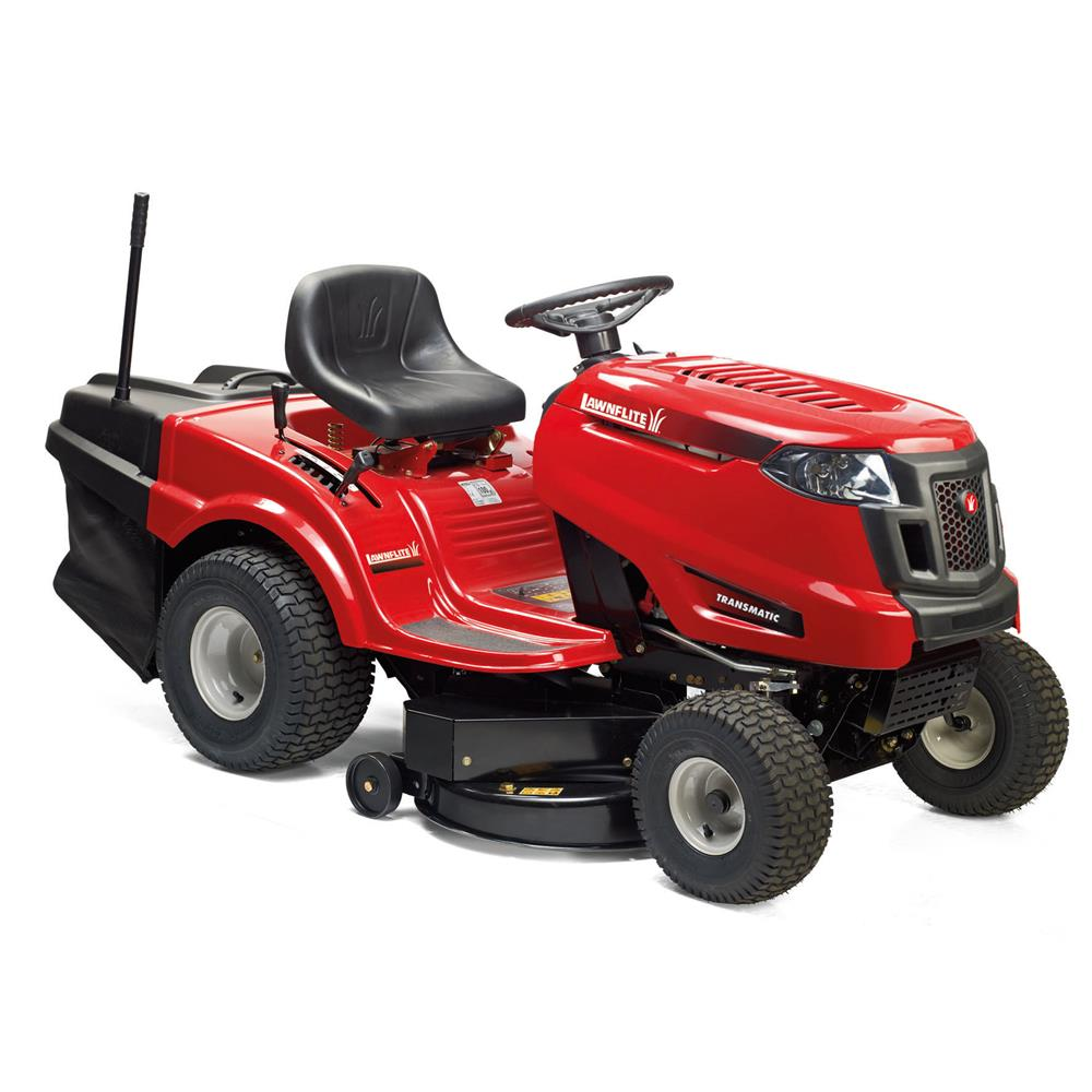 Mtd Rn145 Lawn Tractor 41 Cut Direct Collect